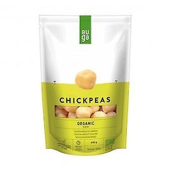 Auga - Organic Chick Peas in Brine 400g