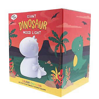 Riesige Dinosaurier Stimmung Licht