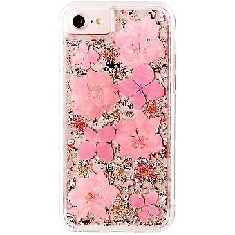 Case-Mate KARAT PETALS Case for Apple iPhone 8/7/6 - Pink Petals