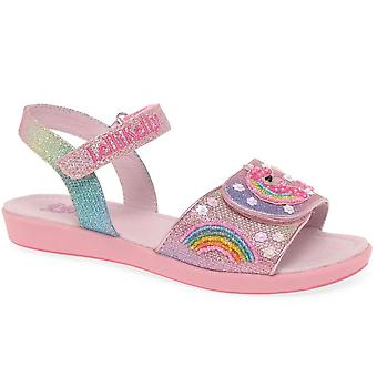 Lelli Kelly Unicorn Girls Sandal