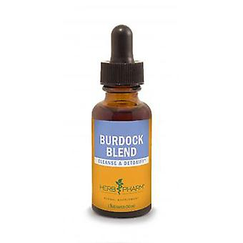 Herb Pharm Burdock Blend Extract, 1 Oz
