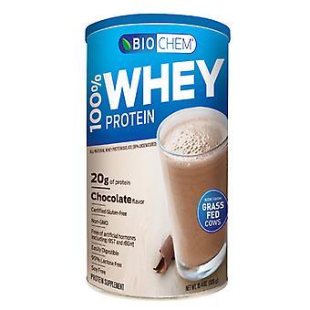 الكيمياء الحيوية 100% مصل اللبن مسحوق بروتين, الشوكولاته فدج 15.4 أوقية