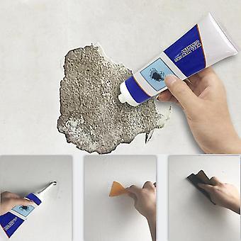 Magic Latex Paint Wall Reparation Cream, Hushållet Hål Försvinner Vattentät Spricka