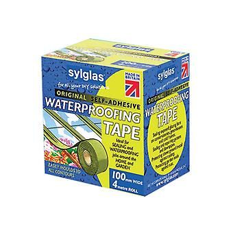 Sylglas Waterproofing Tape 100mm x 4m SYLWT100