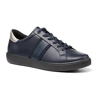 Hotter Women's Switch Extra Wide Lace Up Deck Shoes
