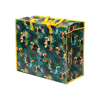 Puckator Laundry Storage Bag Toucan Party LBAG24
