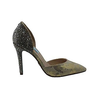 Betsey Johnson Women's Shoes Yara Pointed Toe D-orsay Pumps