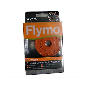 Flymo Single Spool & Line (Flymo20) HP-201