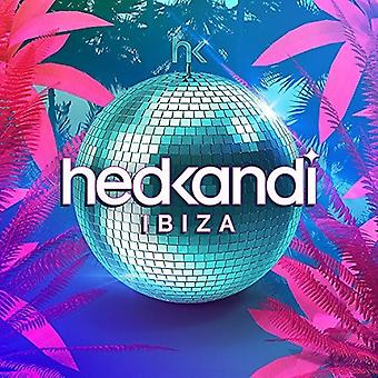 Various Artist - Hedkandi Ibiza 2018 [CD] USA import