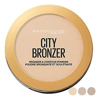 Bronzing Powder City Bronzer Maybelline/100-lys kjølig 8 gr