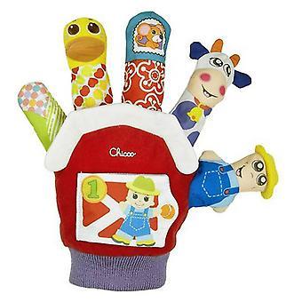 Story-telling Glove Baby Sense Line Chicco