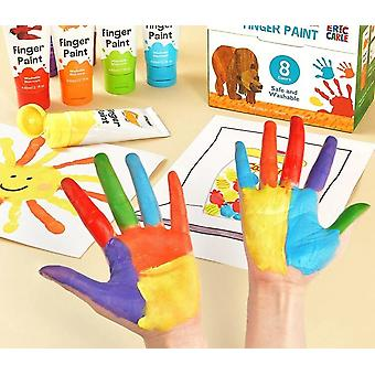 Finger  Washable Watercolor For Drawing