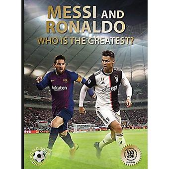 Messi and Ronaldo by Joekulsson & Illugi