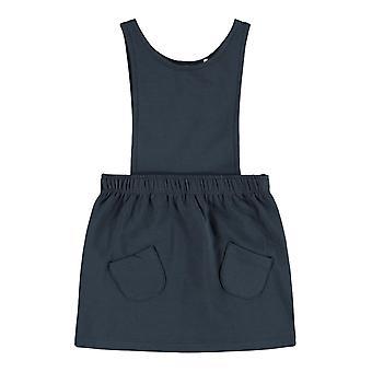 Namn-det Girls Spencer Klänning Tessi Dark Sapphire