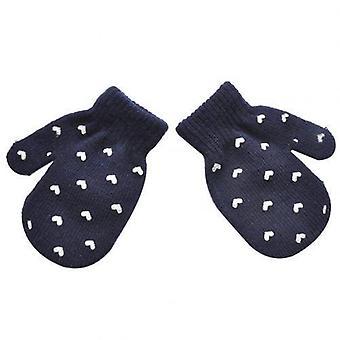 Winter süße Anti-Scratch Baumwolle Handschuhe für Kleinkind