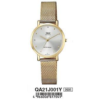 Q&q watch qa21j001y