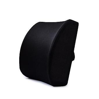 2 W 1 Bamboo Fiber Memory Foam Seat Poduszka poduszka oparcie