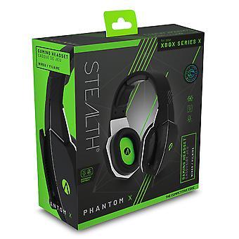 STEALTH SX-Phantom X Black Stereo Gaming Headset for Xbox Series X