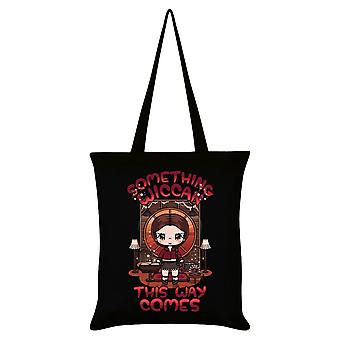 Mio Moon Something Wiccan This Way Comes Tote Bag
