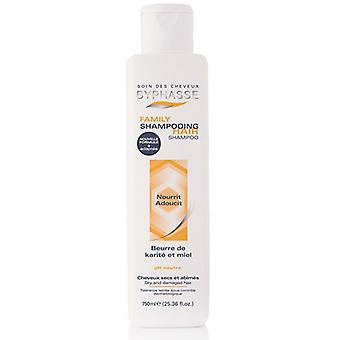 Byphasse Family Shampoo dry and damaged / Shea and Honey 750 ml