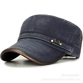 New Winter Flat Cap Outdoor Sun Protection Ear Caps