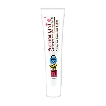 First teeth care gel 15 ml of gel