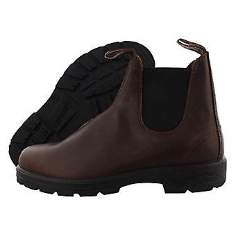 Blundstone Classic Comfort 550 Unisex Adults Warm Lining Ankle Boots, Brown (Brown), 5 UK (38 EU)