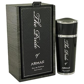 Stolthed af Armaf Eau De Parfum Spray af Armaf 3,4 oz Eau De Parfum Spray