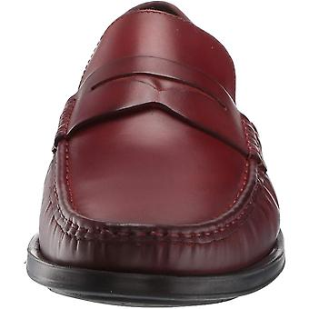 Marc Joseph New York Mens 201018 Leather Closed Toe Penny Loafer