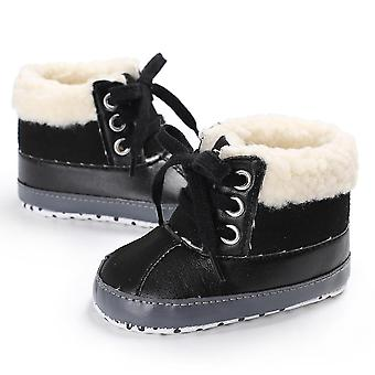 Winter Newborn Toddler Shoes - Baby Ankle Snow Boots