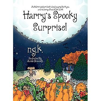 Harry's Spooky Surprise - A children's picture book about saying thank