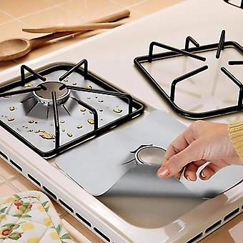 Gas Stove Protector Cooker Cover Liner Clean Mat Stovetop Protector Kitchen