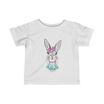 Happy Together Bunny Spædbarn Tee