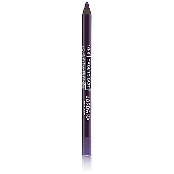Jordana Cosmetics Fl?ssiger Bleistift Eyeliner Lila 12hr till last fix Aus
