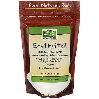 Now Foods Erythritol Pure 454 gr