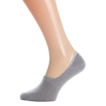 Norman Herren Low-Cut Socken, graue Farbe