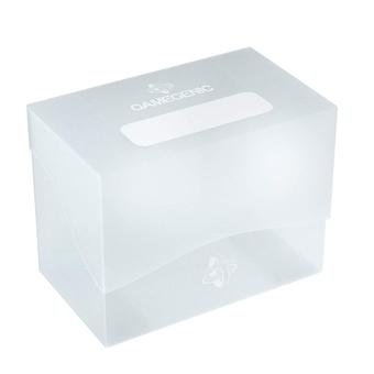 Gamegenic Side Holder Deck Box (Holds 80 Sleeves Clear)