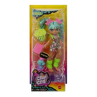Doll with Pet Mattel Cave Club Accessories