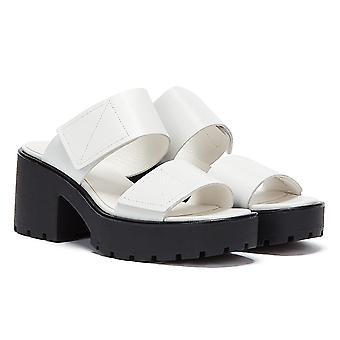 Vagabond Dioon Womens White Sandals