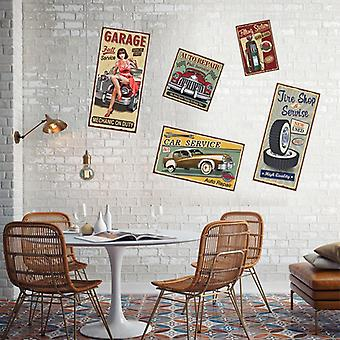 Car Wall Decals Poster Mural Wall Sticker Decals