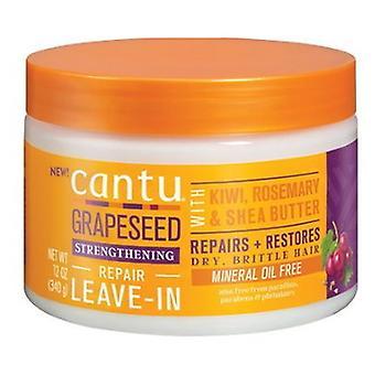 Cantu Crema Reparadora Grapeseed Leave in Conditioner 340 gr
