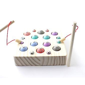 Wooden Fishing Magnetic Toy