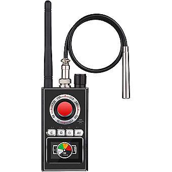 Vakoiluilmaisimen piilokameran vikailmaisimen GPS-ilmaisin GSM-paikannuslaitteeseen RF Signaali Langaton GPS-seurantalaiteIlmaisin, jossa on tekoälytoiminto (musta)