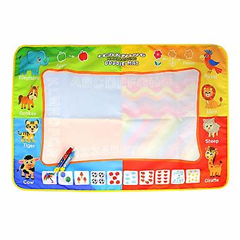 Magic doodle mat educational kids water drawing toys gift kt-10