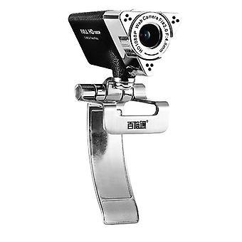 كاميرا ويب 1920 * 1080 HD كاميرا ويب الكمبيوتر لكمبيوتر سطح المكتب الذكية USB كاميرا ويب المكونات