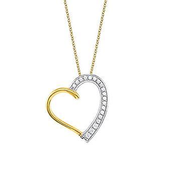 amor halskjede med sølv kvinners anheng - 2023880