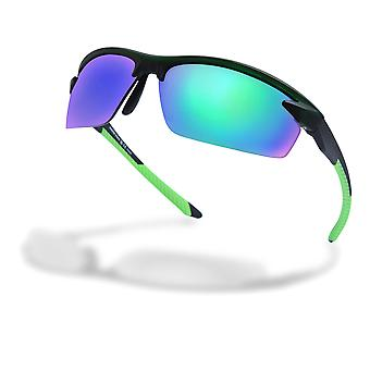 Высший государственный половина кадра Wrap женщин Run Солнцезащитные очки - AW21