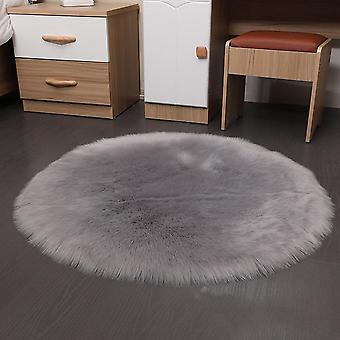 Super weiche Faux Schaffell waschbar Teppich warm behaarte Sitz Pad