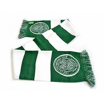 Keltisk FC offisielle Bar Jacquard skjerf