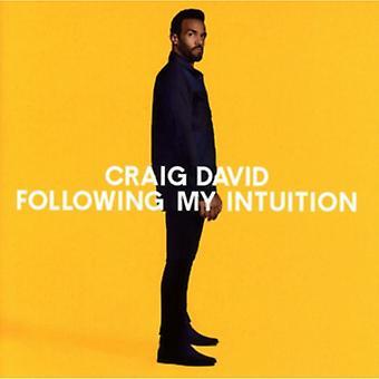 Craig David - Po mojej intuicji CD